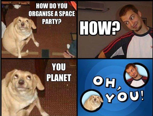 space joke