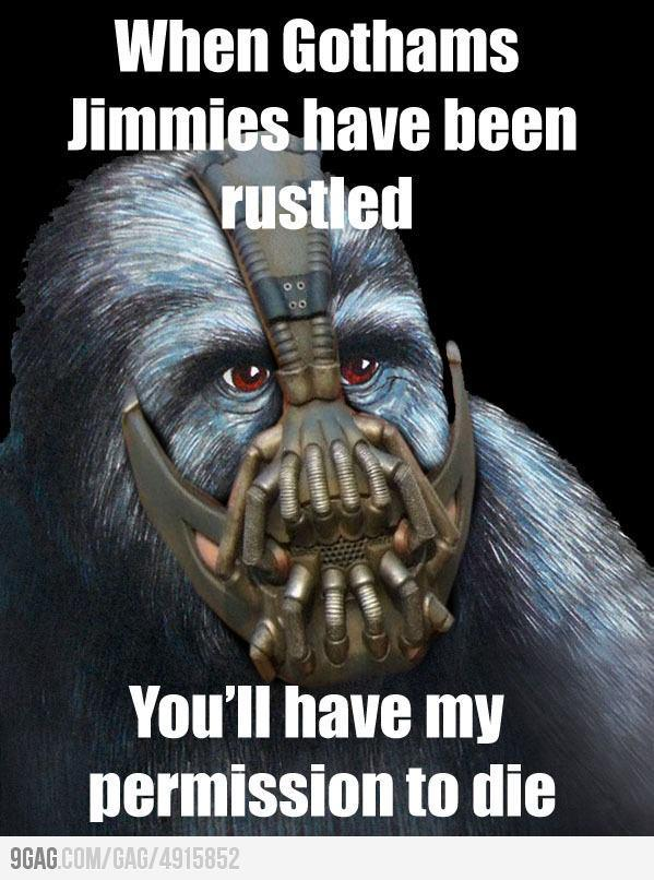 Gothams Jimmies