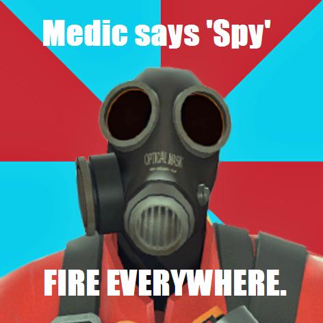 Paranoid Pyro