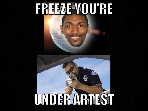 You're Under artest