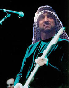 Hassan does Clapton
