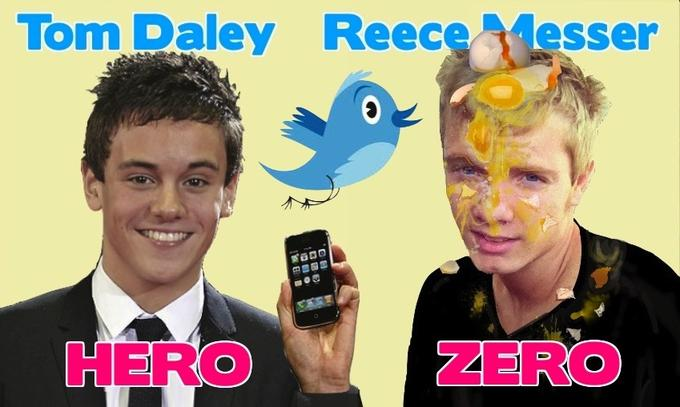 Rileyy_69, Tom Daley, Hero to Zero