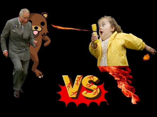 2 v 1 Meme Boss Fight
