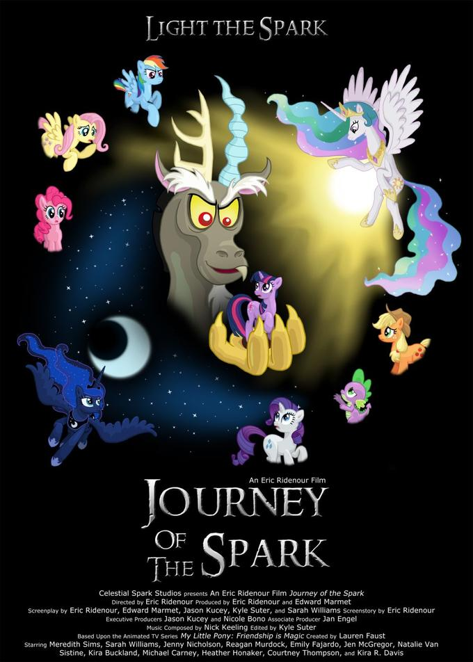 Journey of the Spark