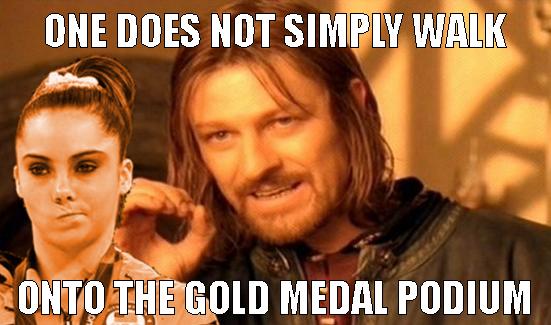 McKayla vs Boromir