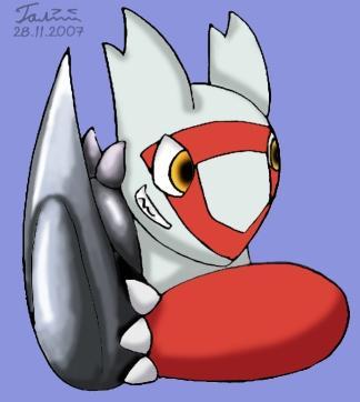 Fullmetal Latias by http://shuu21.deviantart.com/