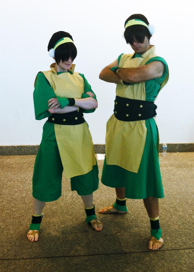 Toph and Tough