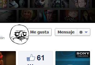 FB Me Gusta