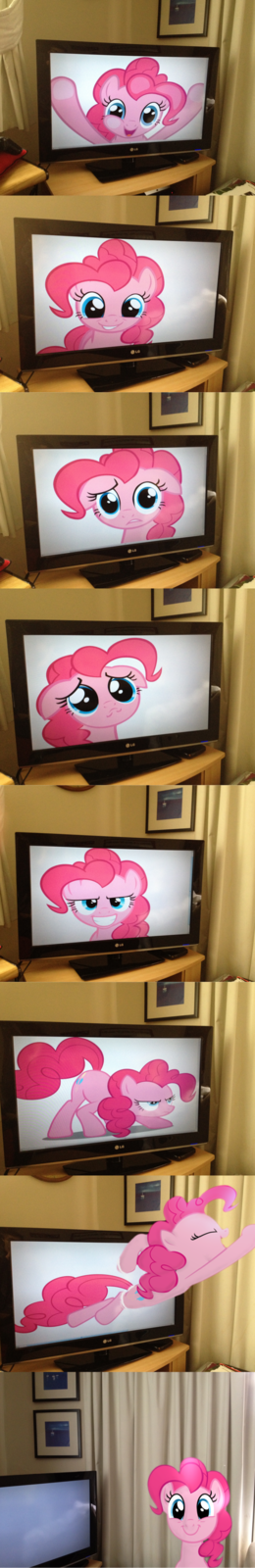 Just... Pinkie Pie
