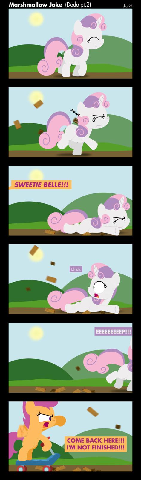 Marshmallow Joke