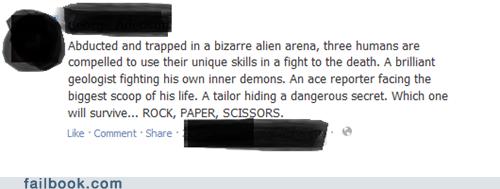 Rock, Paper, Scissors: The Movie
