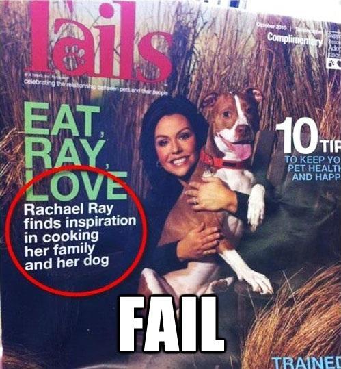 Tails Magazine Fail