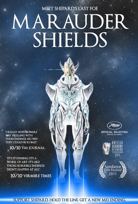 Meet Marauder Shields