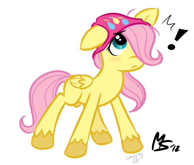 silly fluttershy