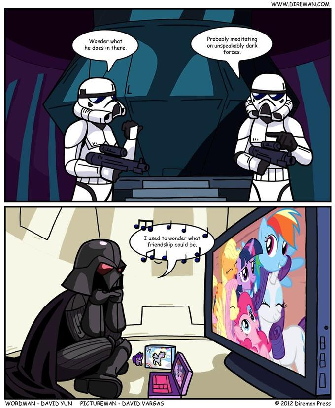 vader's secret power
