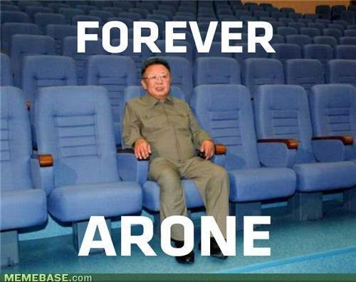 Kim Jong Il is Forever Arone