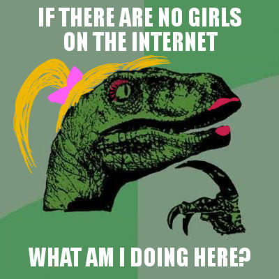 Girls on the Internet?