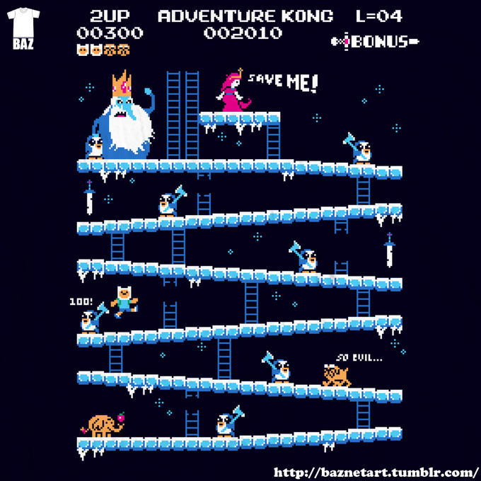 Adventure Kong