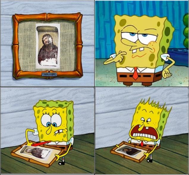 Spongebob restoration