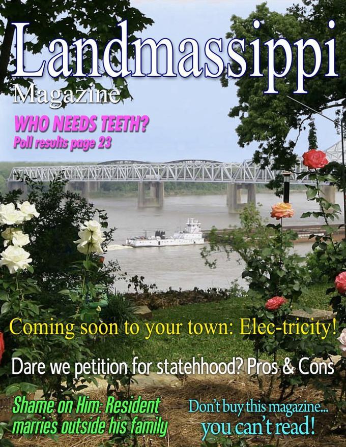 Land Mass Magazine