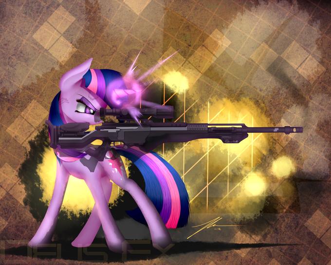 Sniper Twilie