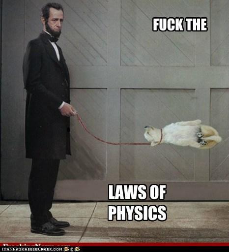 Fuck Physics