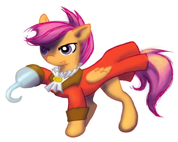 Scootapirate