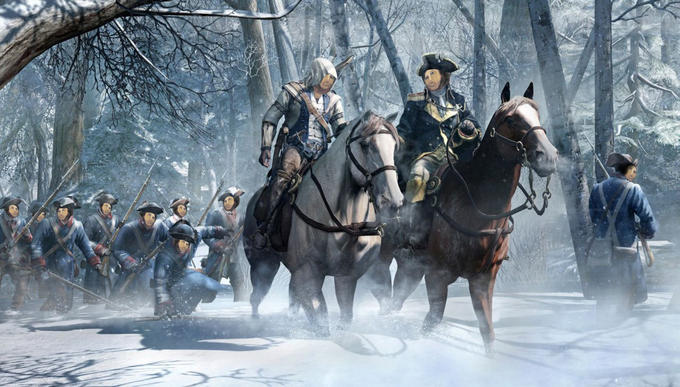 Ecce Assassin's Creed