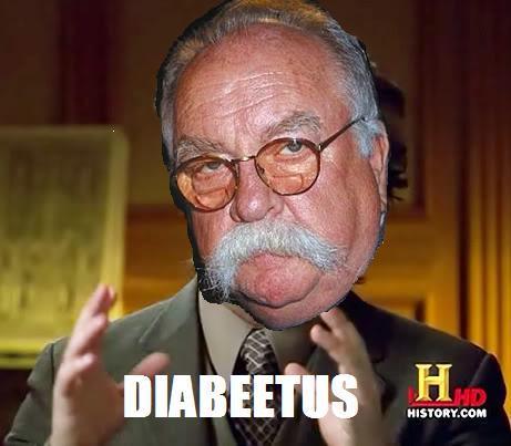 Diabeetus!