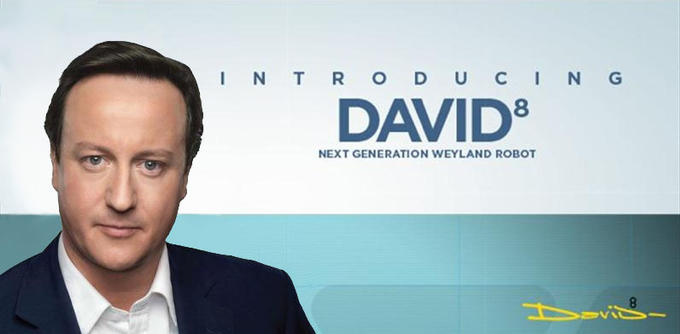 Weyland Corporation Android: David8