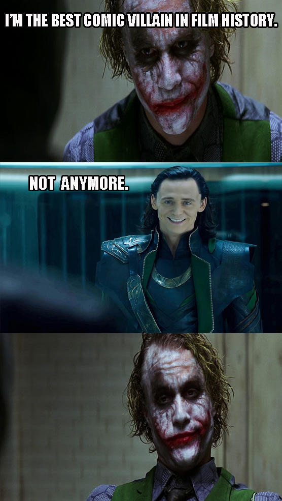 Joker vs. Loki