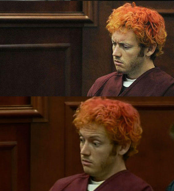 James Holmes Template