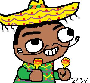 Mexican Guy fsjal