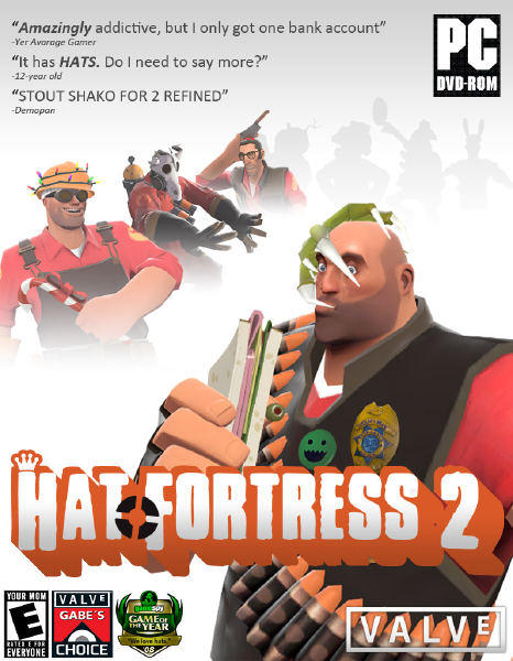 The New Cover for TF2