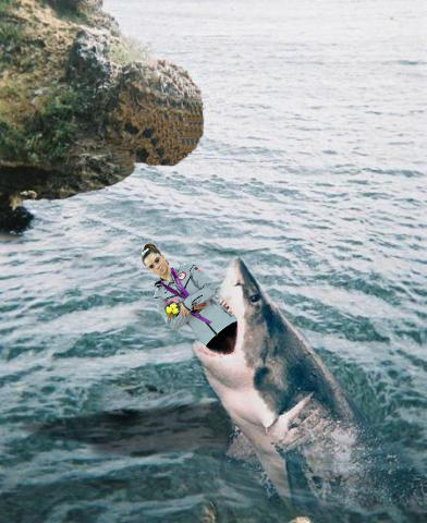 Shark's don't impress McKayla