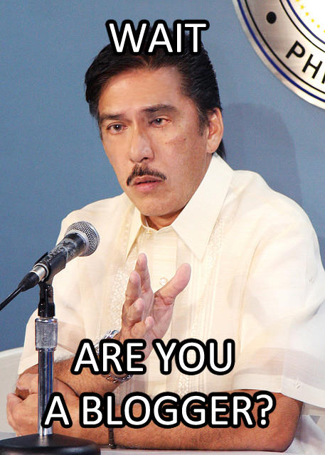Senator Sotto's Plagiarism Thought Process