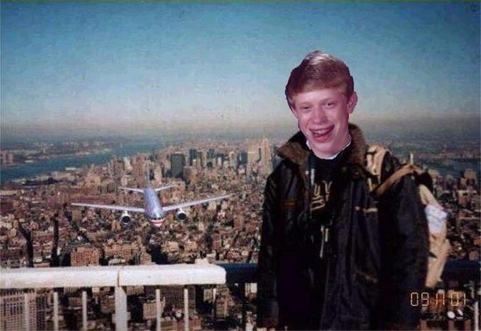 Bad Luck Tourist Bryan