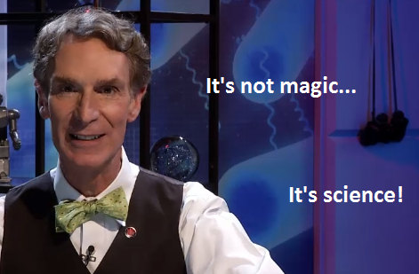 Bill Nye Magic Meme