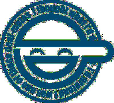 Laughing Man Logo