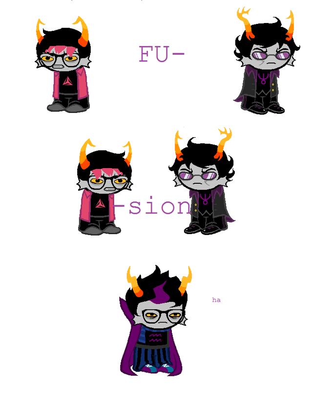 Eridan = Fan trolls