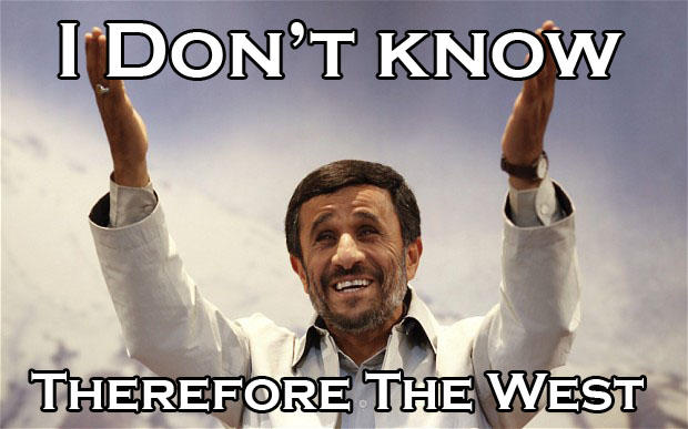 Ahmadinejad Variation