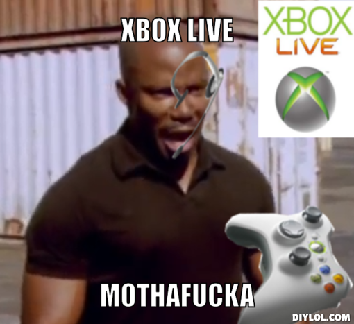 XBL MOTHAFUCKA