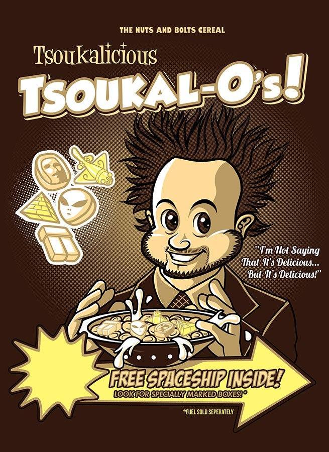 Tsoukal-O's