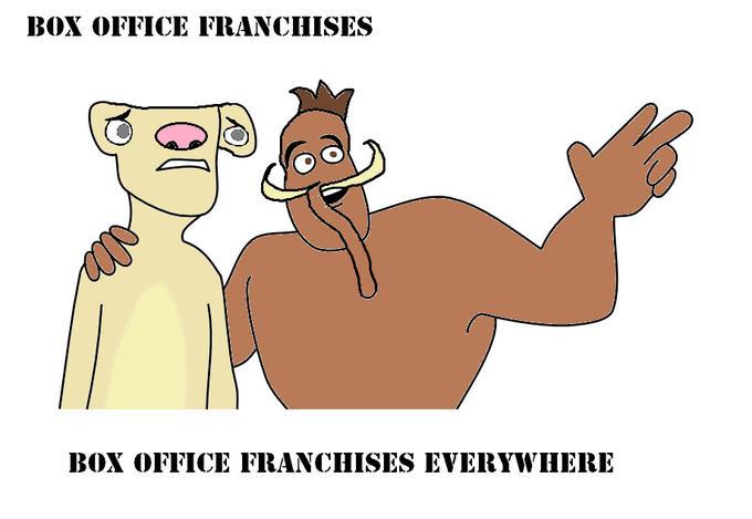 Box Office Franchises, Box Office Franchises Everywhere