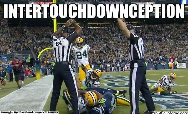 Funny Nfl Memes: NFL Replacement Refs