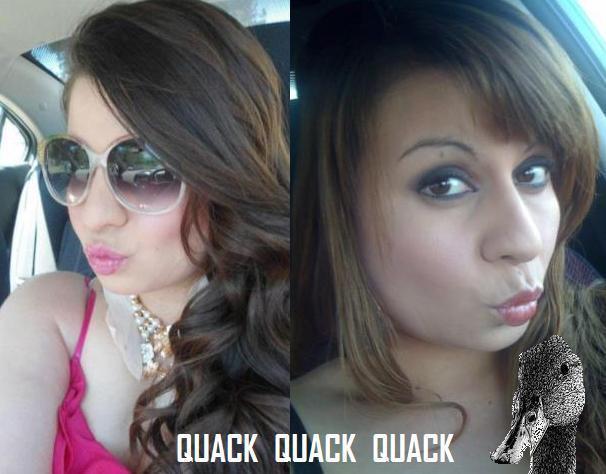 Duckface  Ducie