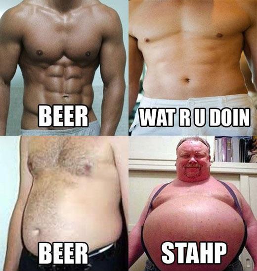 Beer, Stahp