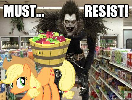 must...resist!