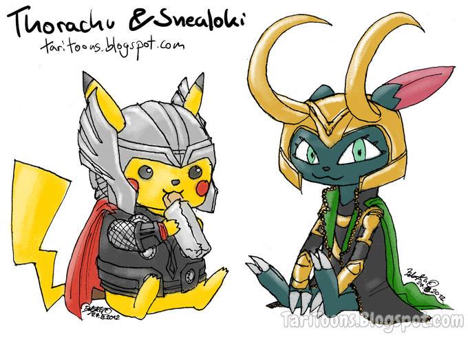 Thorachu and Snealoki