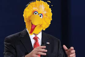Big Bird Romney